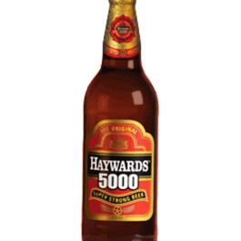 Haywards 5000 Beer Bottle