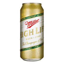 Miller High Life Can 500ML