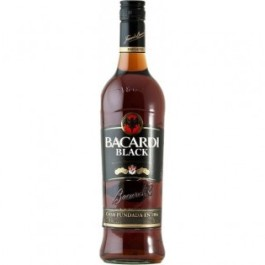 Bacardi Black Rum 180ML