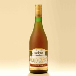 Gold Crest Brandy 750ML