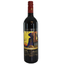 "Grover Vineyards Cabernet Shiraz ""Art Collection"""