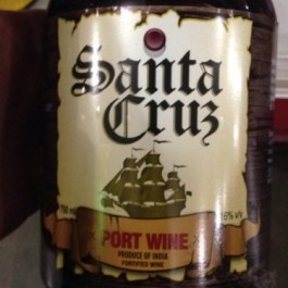 Santacruz Port Wine 180ML