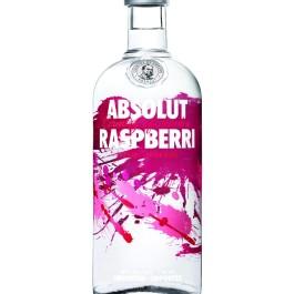 Absolut Raspberry Vodka 750ML