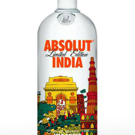 Absolut Indian Vodka 750ML