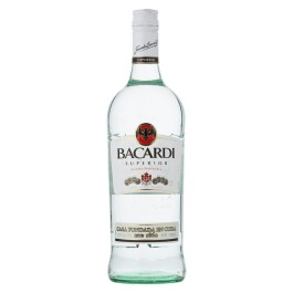 Bacardi Cartra Blanka White Rum 750ML