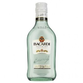 Bacardi Rum White 180ML