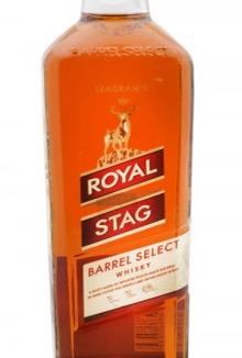 Barrel Royal Stag 180ML