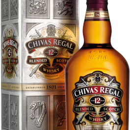 Chivas Regal 12Years Scotch 750ML