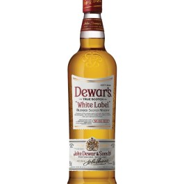 Dewar's White Label Scotch 750ML