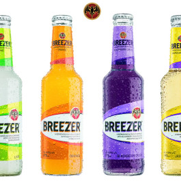 Bacardi Breezer 275ML