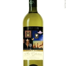 Grover art collection sauvignon blanc white wine750ml