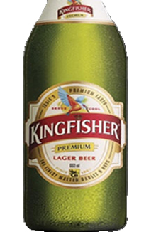 kingfisher mild beer 650ml d 39 wine the wine shop silvassa liquor store at mrp. Black Bedroom Furniture Sets. Home Design Ideas