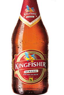 Kingfisher Strong Beer 650ml