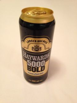 Hywards 5000 Bold Strong Can 500ML